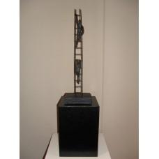 Sculptuur TRAP met asbestemming  (PMBC179127CB)