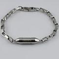 Edelstalen As Armband (MCB001)
